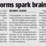 Snow spark brainstorm