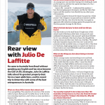 Rear view with julio De Laffitte