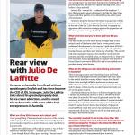 Rear view with julio De Laffitte