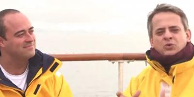 Entre Nós – Óculos de sol/ Antártida/ Receita quaresma